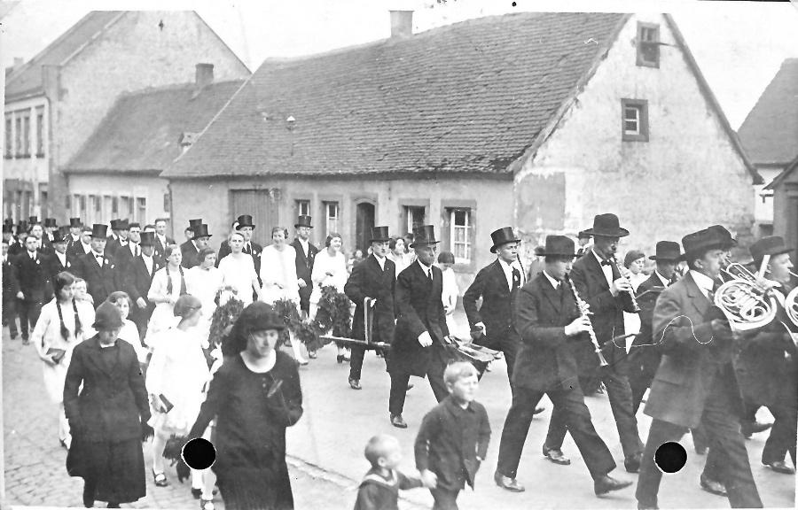 1928-fahnenweihe-gesellenverein